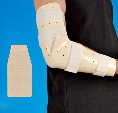 肘关节固定板