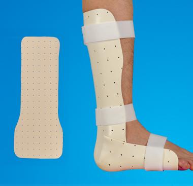 踝关节固定板