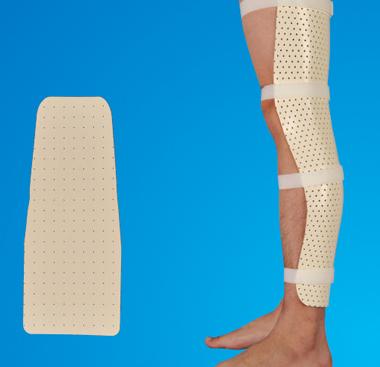 膝关节固定板