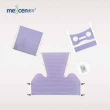 Meicen Violet Brainlab type Thermoplastic Head Mask for Radiotherapy