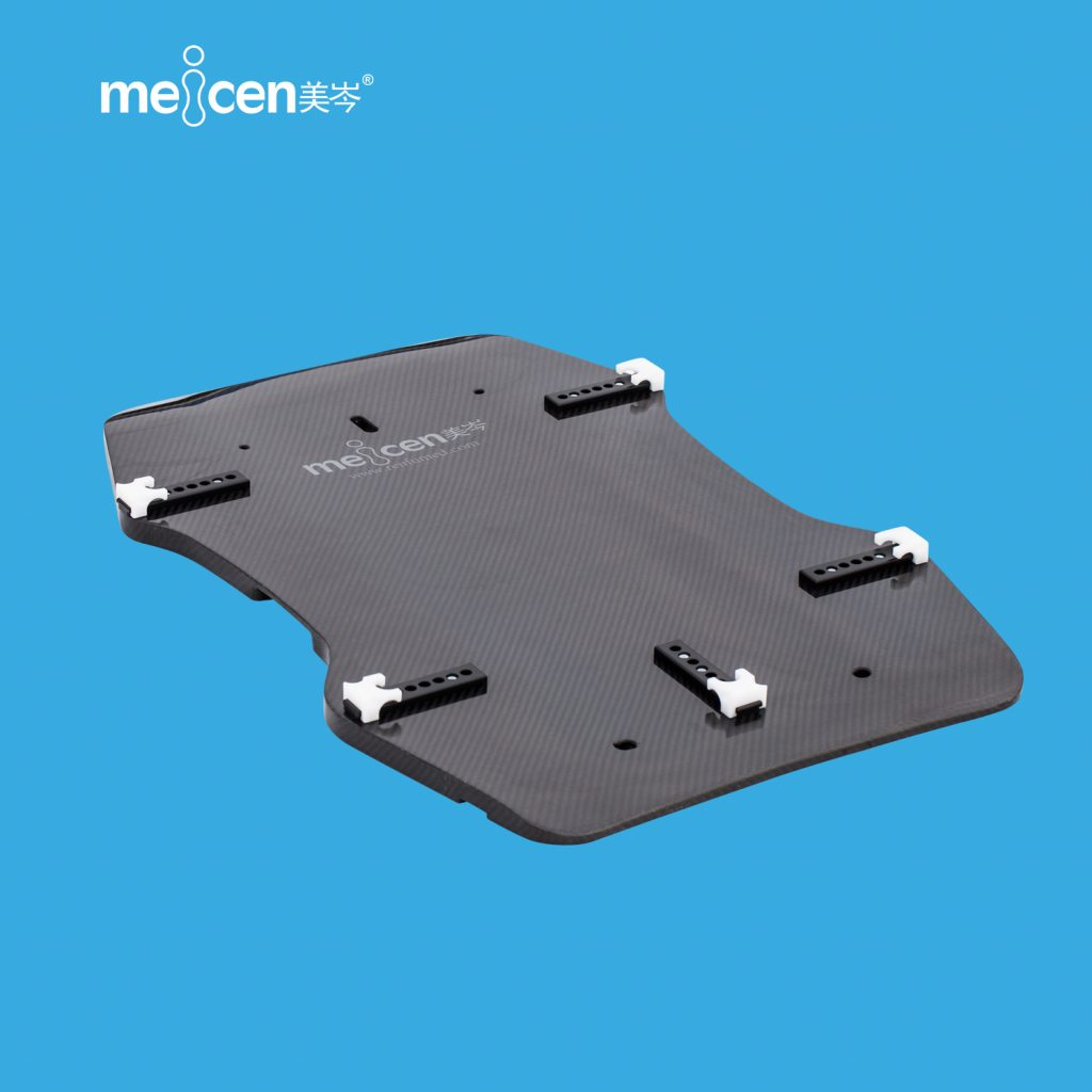 Meicen B-Series Pelvic Baseplate Radiotherapy Baseplate