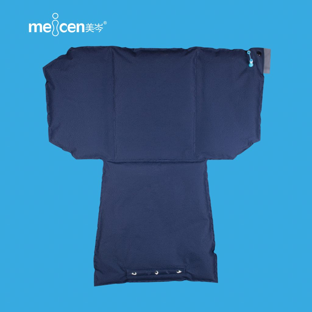 Meicen Indexed Vacuum Bag for Breast&Thorax Support for Radiotherapy Thermoplastic Positioning