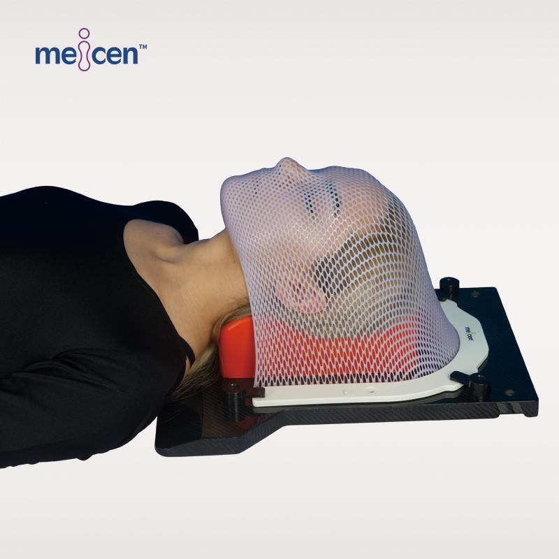 Meicen Violet U-Shaped Head Mask Lengthened 9cm