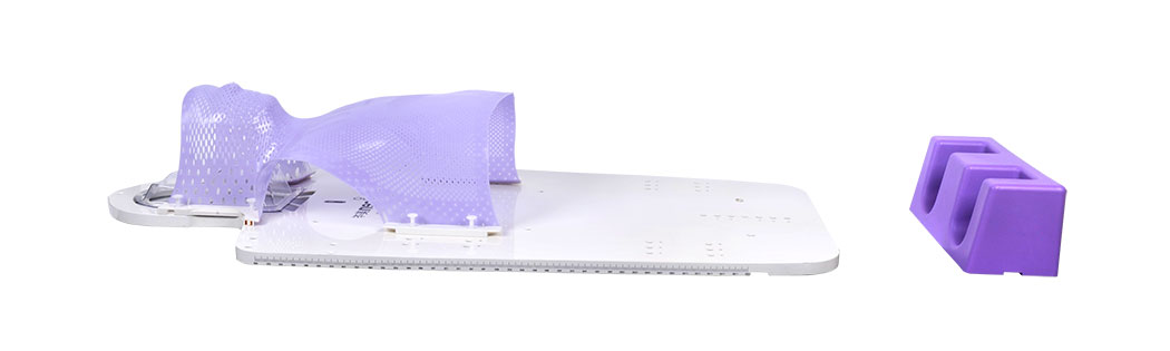 radiotherapy baseplate