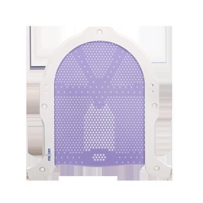 S shape thermoplastic masks