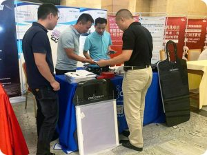 Meicen SRS System drew great attention of attendees on the 2020 Shandong Provincial Radiotherapy Academic Conference and Qilu Precision Therapy Forum.