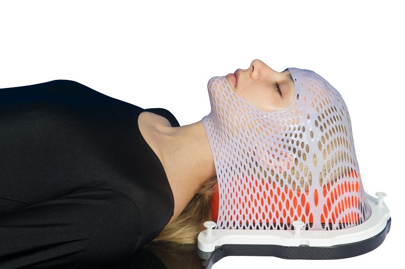 放疗固定头枕