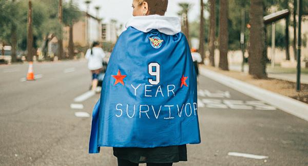 June is National Cancer Survivor's Month