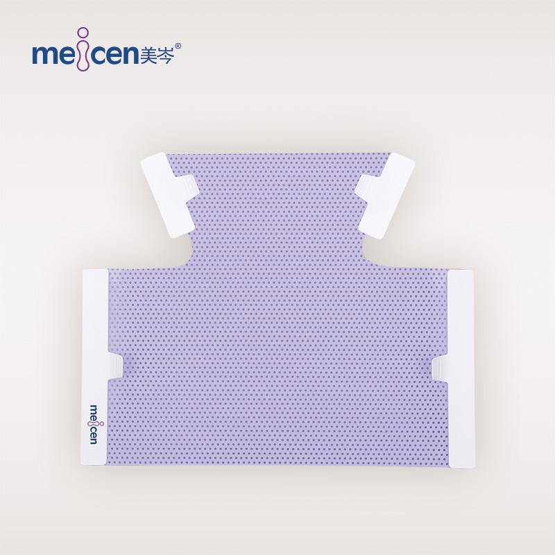 颈肩胸膜 4边条