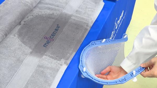 美岑常规型S型面膜-白膜使用操作演示及说明