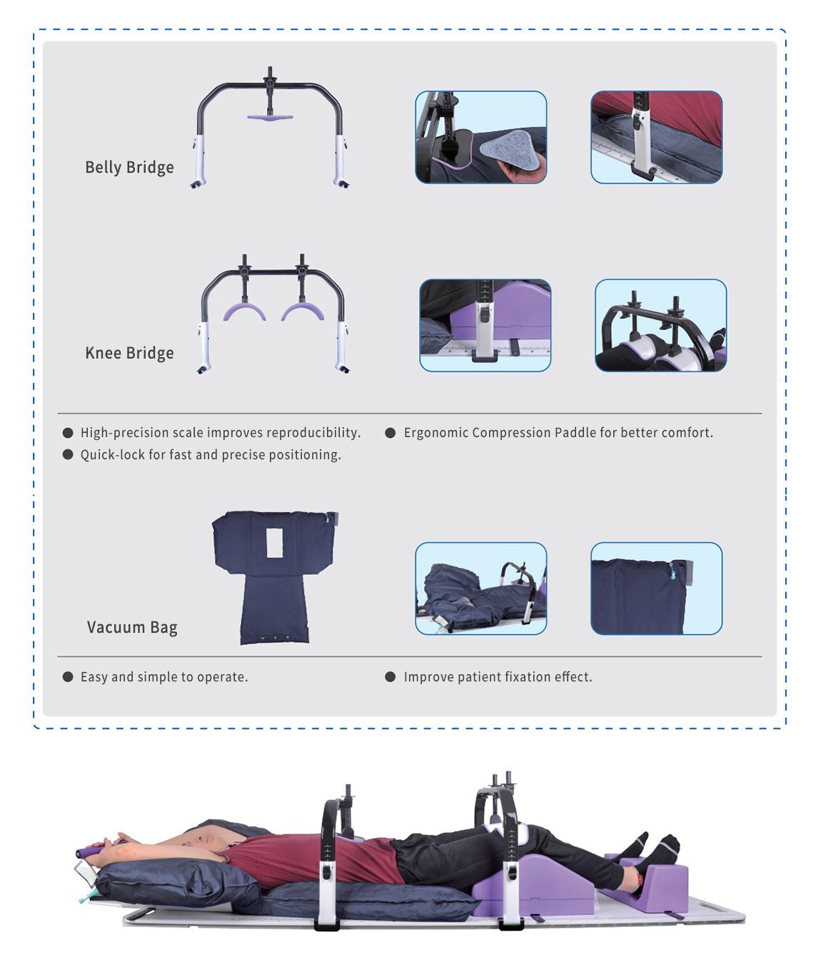 MR-SBRT Immobilization Device
