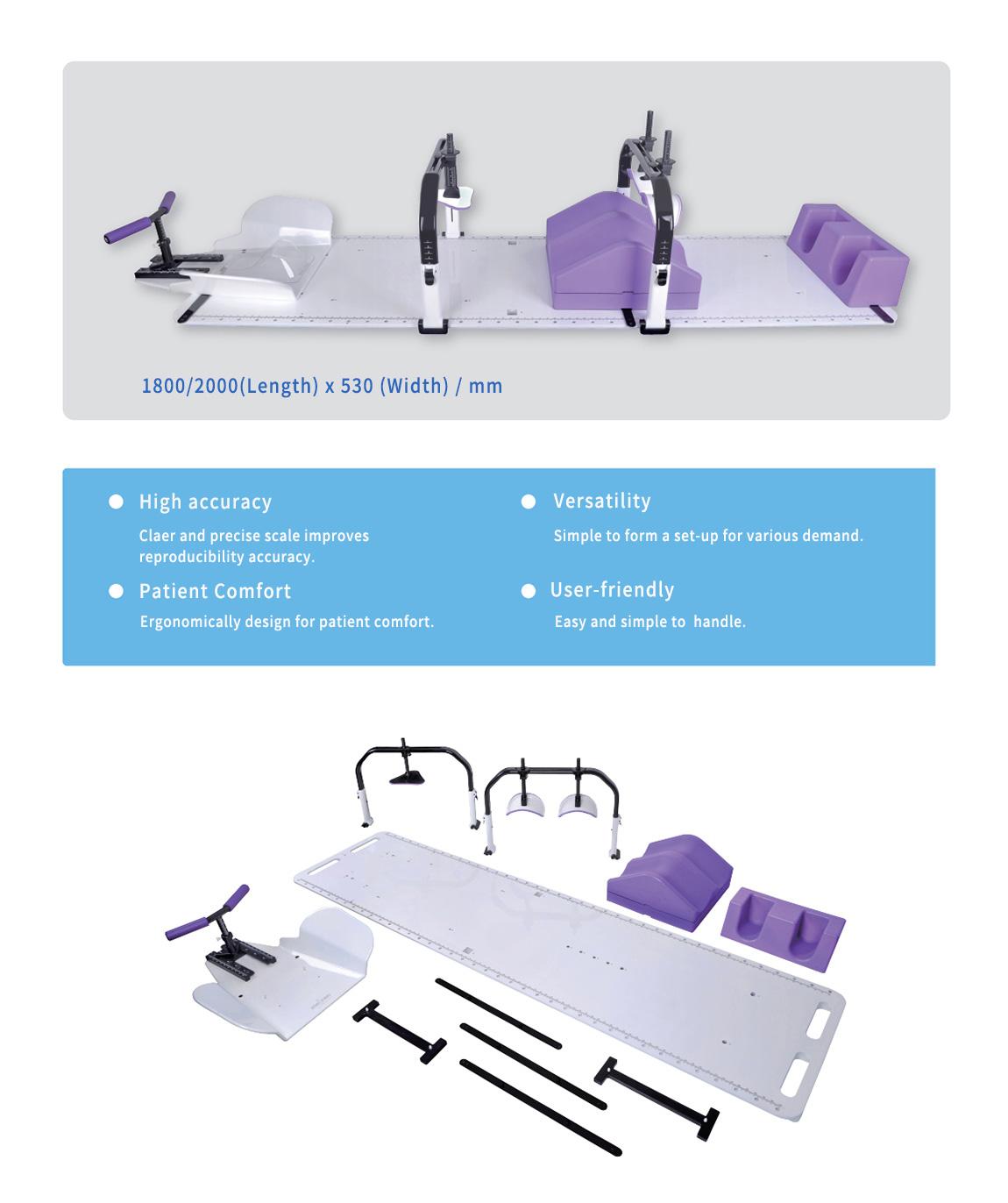 MR-SBRT Immobilization System