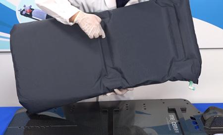 美岑人体定位袋简介及使用操作说明